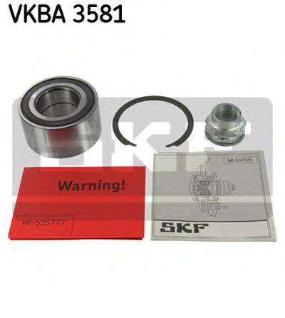 Підшипник кульковий d>30 SKF VKBA3581