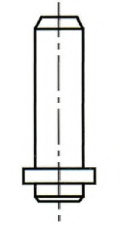 Направляюча клапану ET ENGINETEAM VG0001