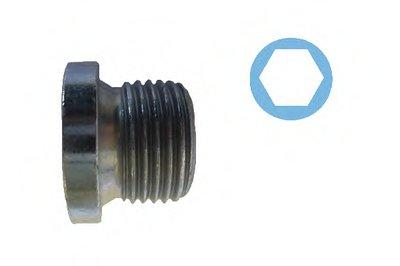 Пробка піддону двигуна CORTECO 220158S-2