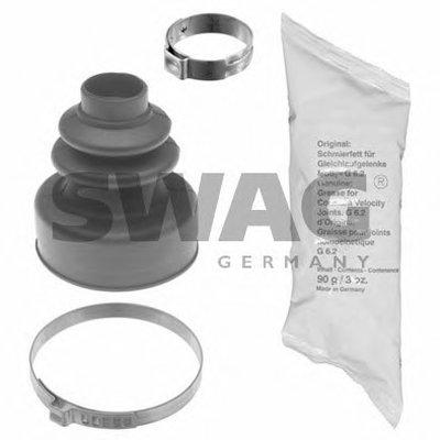 Пильник ШРУС гумовий + змазка SWAG 70914906